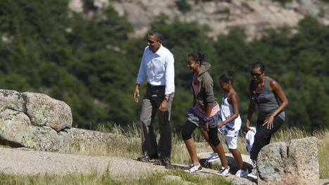 How President Obama unwinds | enjoy yourself | Scoop.it
