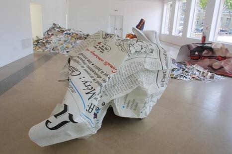 Wang Du | Art Installations, Sculpture, Contemporary Art | Scoop.it