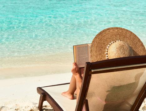 14 romans à lire sur la plage | femmeactuelle.fr | -thécaires | Espace adultes | Scoop.it