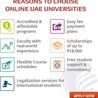 Online Universities, Education and Degree