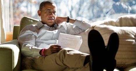 8 Of President Obama's Best Quotes About Reading | Library world, new trends, technologies | Scoop.it