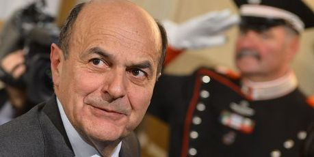 Berlusconi et Bersani discutent du nom du nouveau président italien   La botte de l'Europe   Scoop.it