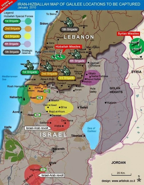 The Next Israel-Hezbollah Vis-à-vis | The Arab World 360° | Scoop.it