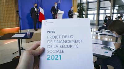 Sécurité sociale: le Parlement valide un budget 2021 plombé par la crise du Covid-19