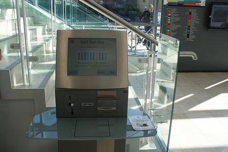 La RFID réduirait les vols de documents en bibliothèques | enssib | rfid | Scoop.it