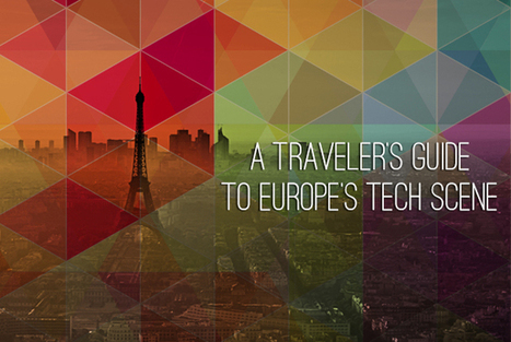 LeWeb: A Traveler's Guide to Europe's Tech Scene | Writing, Research, Applied Thinking and Applied Theory: Solutions with Interesting Implications, Problem Solving, Teaching and Research driven solutions | Scoop.it
