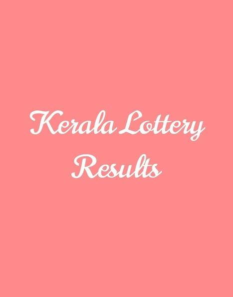 kerala lottery results Karunya plus' in Kerala Lottery