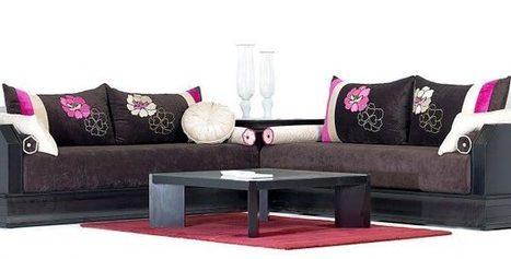 Décoration de salon marocain design mode...