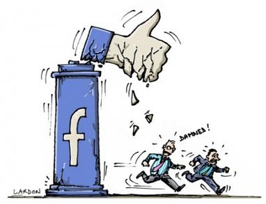 La désillusion d'une mauvaise stratégie sur les médias sociaux | Institut de l'Inbound Marketing | Scoop.it