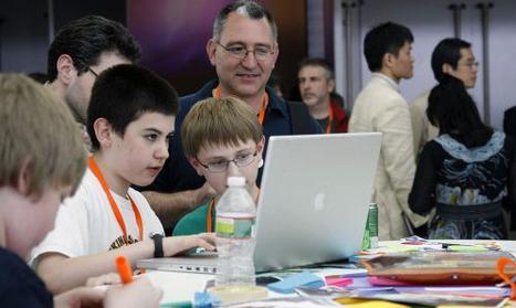 Para padres y profesores: recursos para aprender programación y enseñar a niños y jóvenes - Educación 3.0 | Tablets na educação | Scoop.it