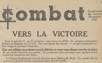 Journaux clandestins de la Résistance | Gallica | Résistances | Scoop.it