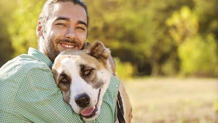 Entre le chien et sa copine, il choisit le chien | CaniCatNews-actualité | Scoop.it