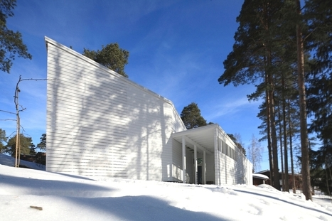 Apelle: A Contemporary family home in Karjaa, Finland | retail and design | Scoop.it