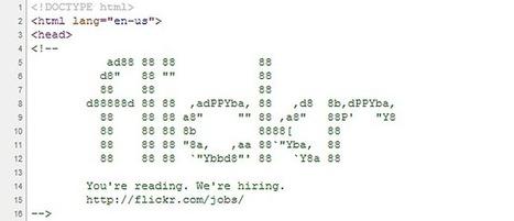 Flickr jobs posted in source code   Radio Show Contents   Scoop.it