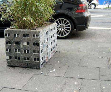 EVOL, l'art de mettre la ville en miniature. | Street Arts | Scoop.it
