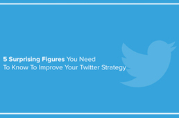 Five Stats to Improve Your Twitter Strategy | Social Media, Digital Marketing | Scoop.it