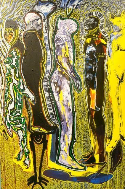 art africain expo paris