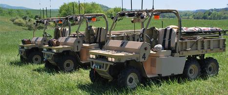 TORC Robotics to Tackle High-Speed Autonomous Vehicle Navigation Challenge   Unmanned Ground Vehicles (UGV) News   Unmanned.co.uk   Robots and Robotics   Scoop.it