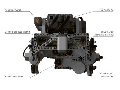 Fully Automated Lego Pinhole Camera | DIYPhotography.net | Everything Photographic | Scoop.it