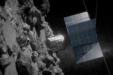 Asteroid miners ponder who'll want a piece of a rock - NBCNews.com (blog) | SFFWRTCHT | Scoop.it
