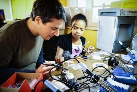 Detroit redémarre en mode DIY | Fab-Lab | Scoop.it