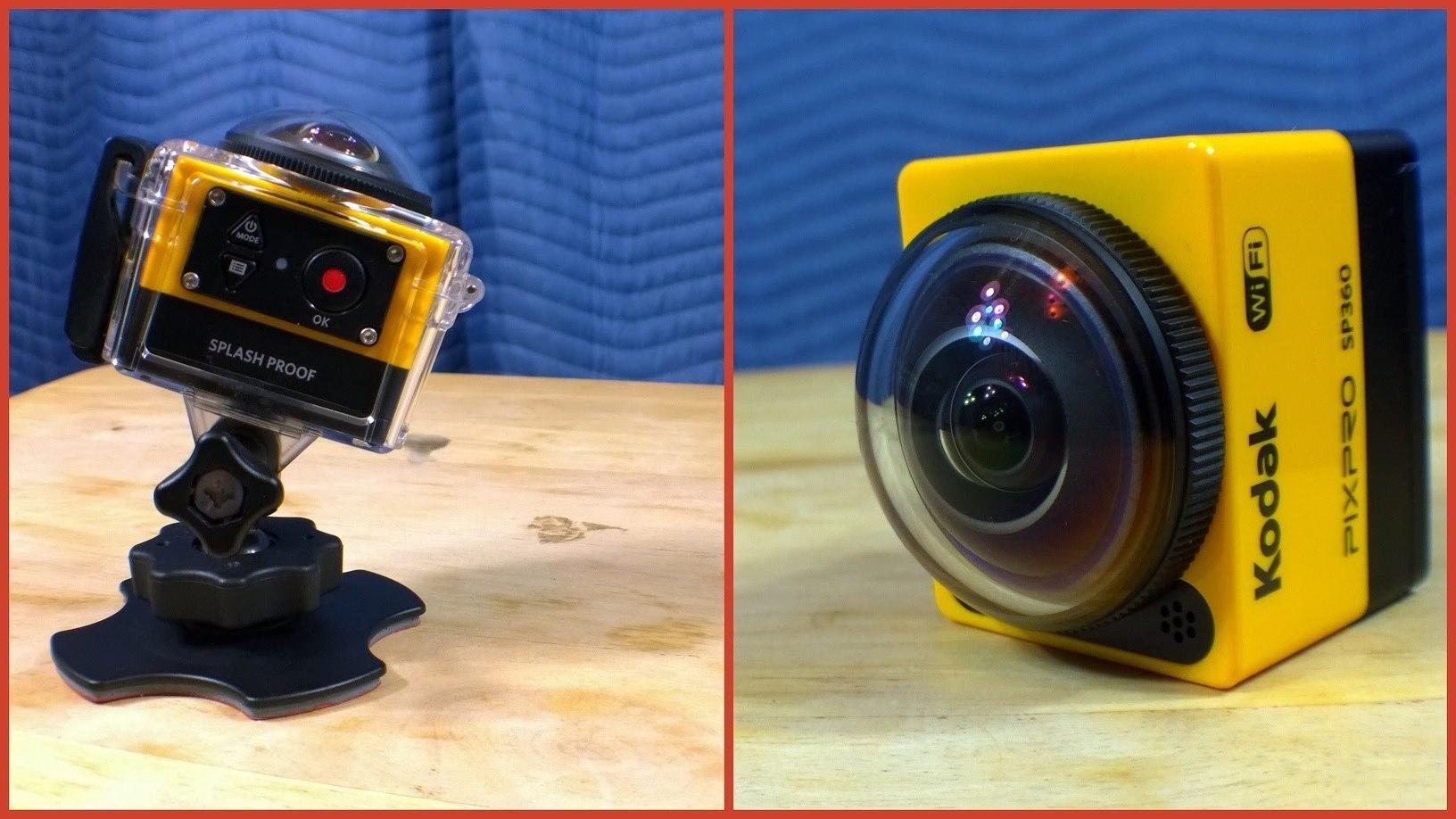 panoramic camera invention essay