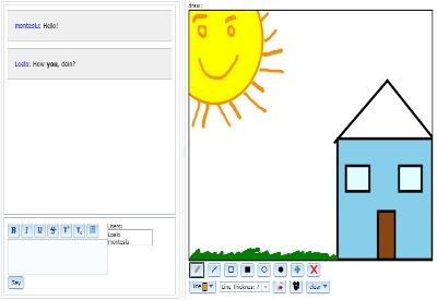 Dibujemos juntos en la nube - Draw It Live | Maestr@s y redes de aprendizajes | Scoop.it