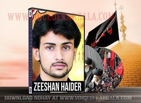 Download Zeeshan Haider Nohay | Nohay | Scoop it