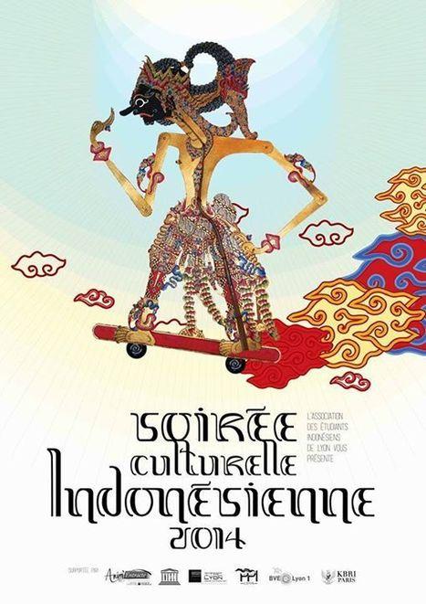"""La """"SOIREE CULTURE INDONESIENNE"""" 2014 par PPI Lyon au CCO de Villeurbanne   Scoop Indonesia   Scoop.it"""