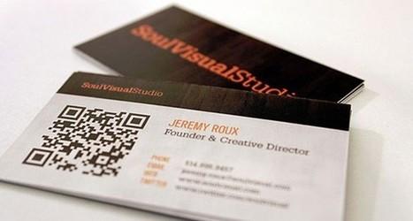 Info Card: Evoluzione del Biglietto da Visita | Tecnologie: Soluzioni ICT per il Turismo | Scoop.it