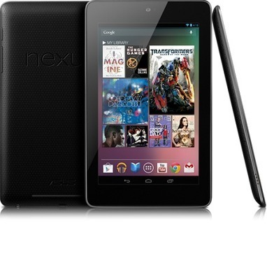 Review: Google Nexus 7 tablet - is it ready to do business? - ComputerWeekly.com (blog) | Tablet Publishing | Scoop.it
