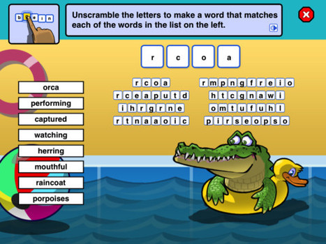 My Word! Reader – Are Whales Smart, or What?- An awesome app for vocab/reading comprehension (already on Nancy's list) | Communication and Autism | Scoop.it