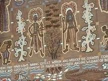 Tollé après la destruction d'objets traditionnels au Parlement papou | Tahiti Infos | Kiosque du monde : Océanie | Scoop.it