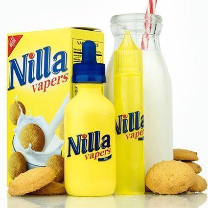 NILLA E Juice - 60ml - Vape Liquid Wholesale |