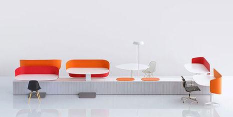 Des meubles qui changent la vie… de bureau | Aménagement des espaces de vie | Scoop.it
