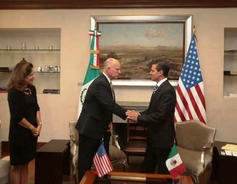 Governor Brown's Trade and Investment Mission to Mexico | International Trade | Scoop.it