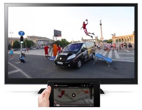 Chromecast, streaming a nuestra TV desde cualquier dispositivo | TV Conectada | Scoop.it
