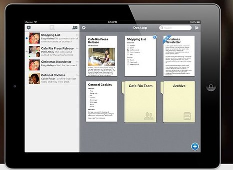 Quip - Collaborative word processor for mobile | Knowledge for Entrepreneurs | Scoop.it
