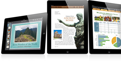 Apple - Education - iPad makes the perfect learning companion | iPad Apps for Middle School | Scoop.it