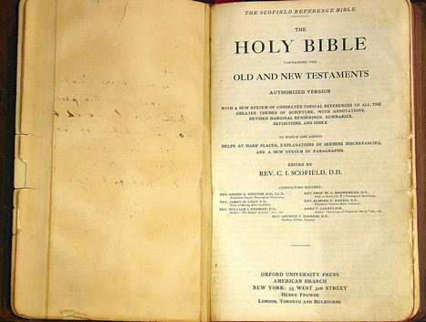 Is There An Apostolic Hermeneutic And Can We Imitate it? | Bible Prophecy | Scoop.it