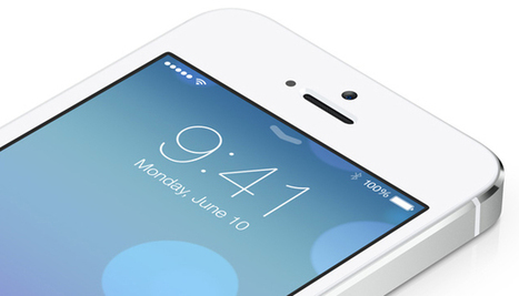 iOS 7 gets a UI refresh – proves Android was on the right track - androidandme.com | It technology plus design | Scoop.it