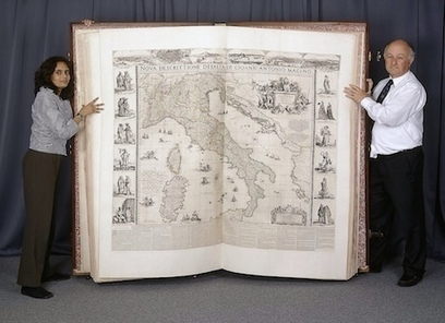 Wonderfully Weird & Ingenious Medieval Books   Google Lit Trips: Reading About Reading   Scoop.it