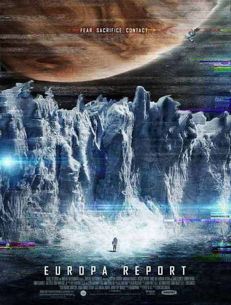 """Finally, a Sci-Fi Movie Heavy on the Science: """"Europa Report"""" - Universe Today 