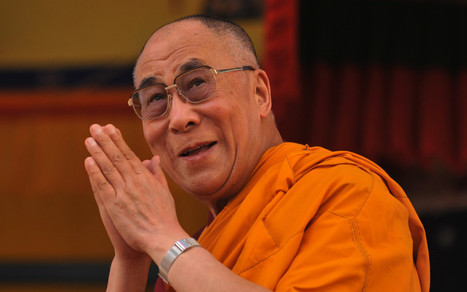 Mindfulness in Everyday Life: My Day With the Dalai Lama -- A Primer for Happiness   Joy and Business   Scoop.it