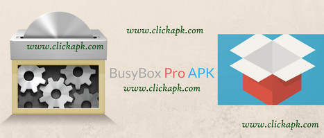 free download busybox pro apk