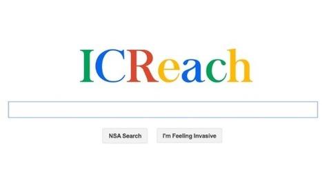 ICREACH, le moteur de recherche secret de la NSA   Portail de l'IE   veille stratégique et monde numérique   Scoop.it