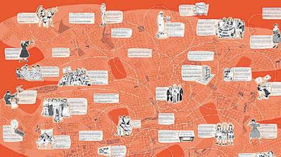 Una cartografía de la historia de las mujeres   Cartografia Ciudadana   Scoop.it