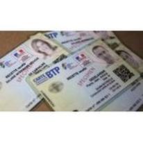 Les nouvelles cartes d'identité professionnelle du BTP sont sorties de l'Imprimerie nationale | La Revue de Technitoit | Scoop.it