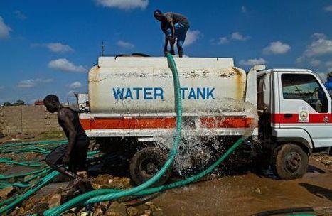 Guerra por el agua en África   Nuevas Geografías   Scoop.it
