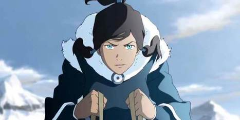 First Official Footage from Legend of Korra – Book 2: Spirit | Cartoons for Kids | Scoop.it